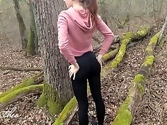 Forest Running, Anal Fucking, Public Nutting