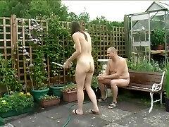 laura i ja vanjski nudistička zadovoljstvo 1