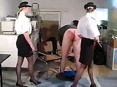 Police sweethearts chastise