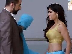 Very Sexy Blue Saari Removing n Kissing Highly Very Romantic Sexy