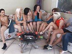Ljubitelji igrati u seks rulet