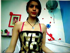 Prekrasna Undress Webcam