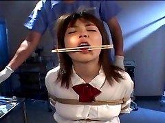 Asian bondage movies.