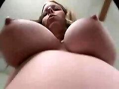 Super Hot Pregnant UPS Girl