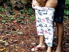 Younger Daughter Forest Outdoor Sex With Dad