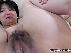 Skinny Japanese Cougar Submits To Trouser Snake - JapanLust