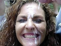 Wife bukkake