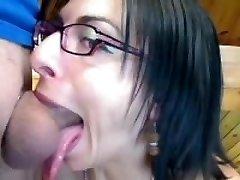 Deepthroat seksi Fransız Hayır-Gag