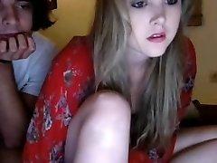 Teenager girls get naked