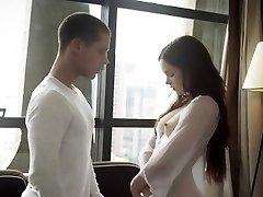 18 yaşındaki birini teen model seducting sevgilisi