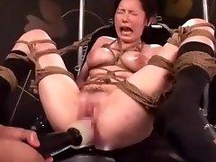 (DXHK003) Japon AV Porno Lanet Makine Maturbation Chisato Ayuka