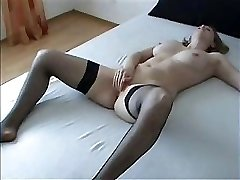 She has never been so happy until huge hubby�s dick found her cunt