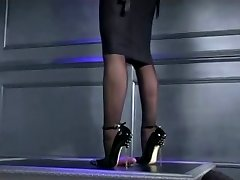 seksi topuklu cbt