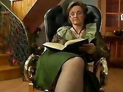 Granny Fucked In The Chair