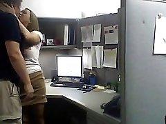 Hidden office sex