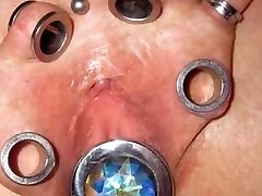 slideshow extreme piercing pussy