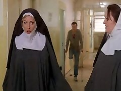 Nuns tied up and stripped by cops!