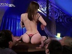 Yui Hatano Macht Ein Gentleman Cum