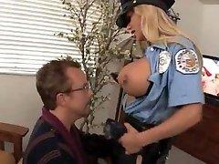 Fucking that busty cop Shyla Stylez