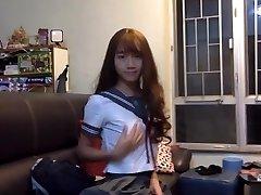 asian schoolgirl crossdresser
