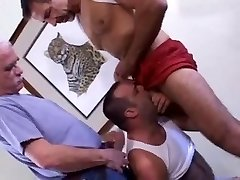 Sıcak baba 3some