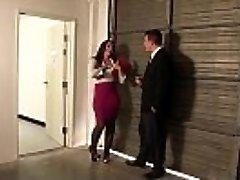 Gonzo Romance With Manager - Savannah Fox