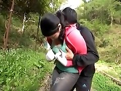 Boobs Milf Have Fun Outdoor With not her son Vol.2