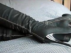 Crazy amateur High Heels, Fetish hard-core scene