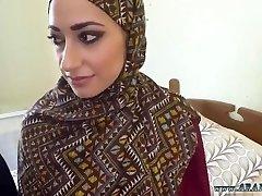 Arabic pregnant fuck-fest first time No Money, No