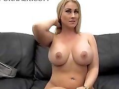 Epic MILF in her first Anal Casting