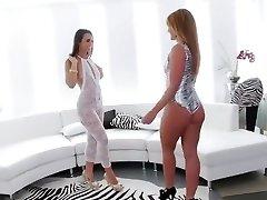 inanılmaz riming, esmer seks klibi