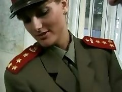 KGB Military Girl Boinks Recruit ...F70