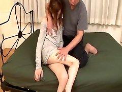 Brilliant plumb for skinny hottie Mai Shirosaki