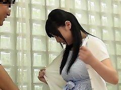 Horny Japanese female in Exotic HD, Massage JAV vignette