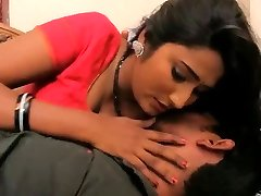 Indian Red-hot Teacher seducing Student for sex