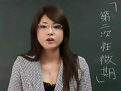 Erika Sato - Lady Teacher Nakadashi Rectal Attack