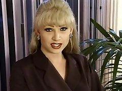 T-Kız Dominatrix-Sürtük Brandy Scott