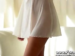 Naughty Angelic Jennifer Solo Nymph