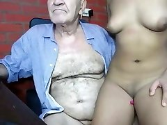 grandpa romul fucking young dame