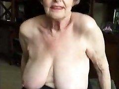 büyükanne ve torunu ii