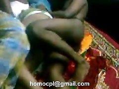 Amateur - Indian Threeway Bissexual MMF 1/2