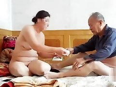 Aged Chinese at a whore