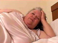 SSBBW Granny Anal Tearing Up