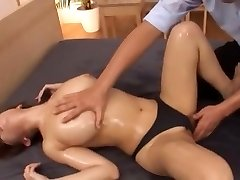 Crazy Chinese slut Mako Oda in Epic Cunnilingus, Amateur JAV video