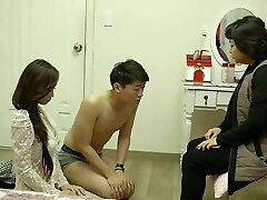 Exquisite Korean Starlet Romantic Sex 03