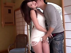 Erotic desire with Japanese model Yukina Saeki