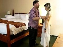 Ordering Bedroom Service Sex Slave BJ/Facial
