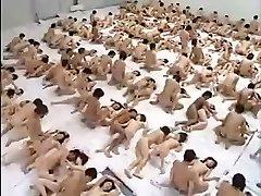 Big Group Sex Fuckfest