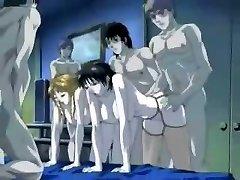Japanese Orgy Cartoon
