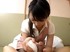 Japanese charming house maid